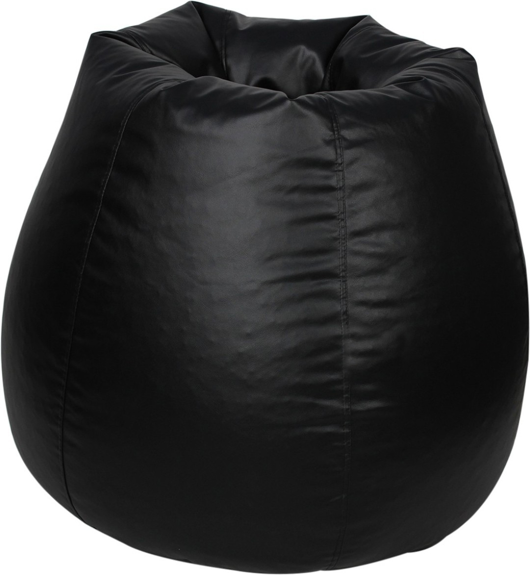 Xxxl Classic Bean Bag - Black (with beans)