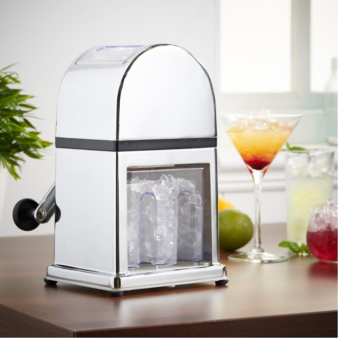 Manual Ice Crusher Machine
