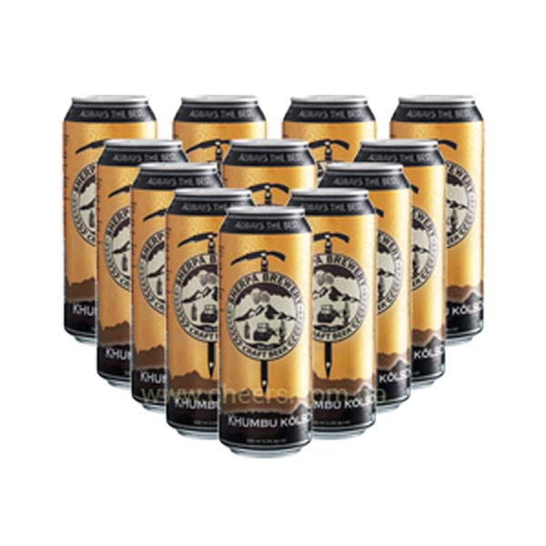 Sherpa Craft 500 Ml X 12 Cans