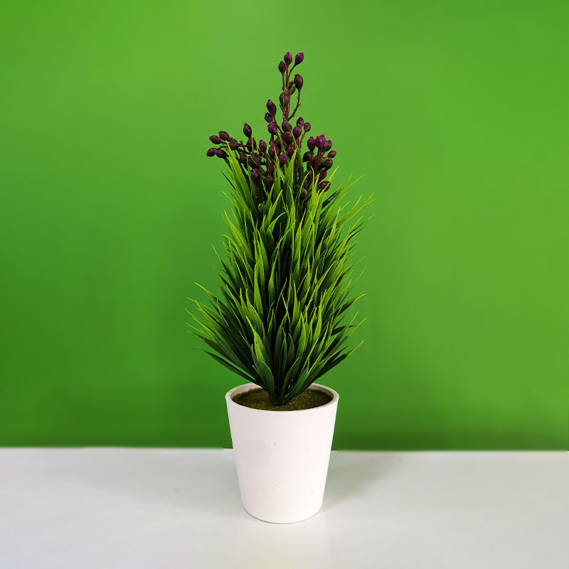 Artificial Beautiful Small Flower Plant (small)
