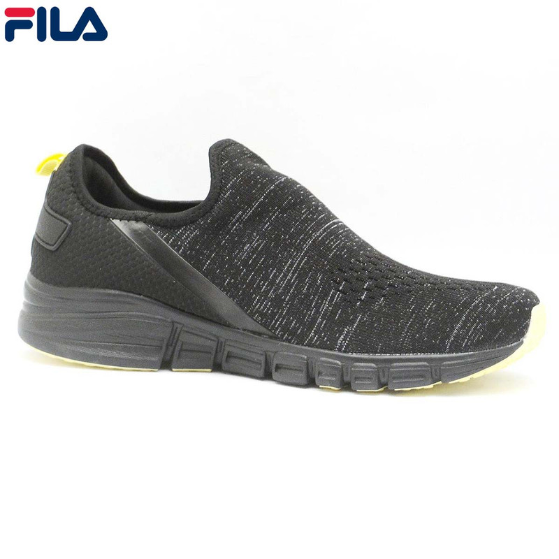 Fila Rold Black Sneakers Shoes For Men