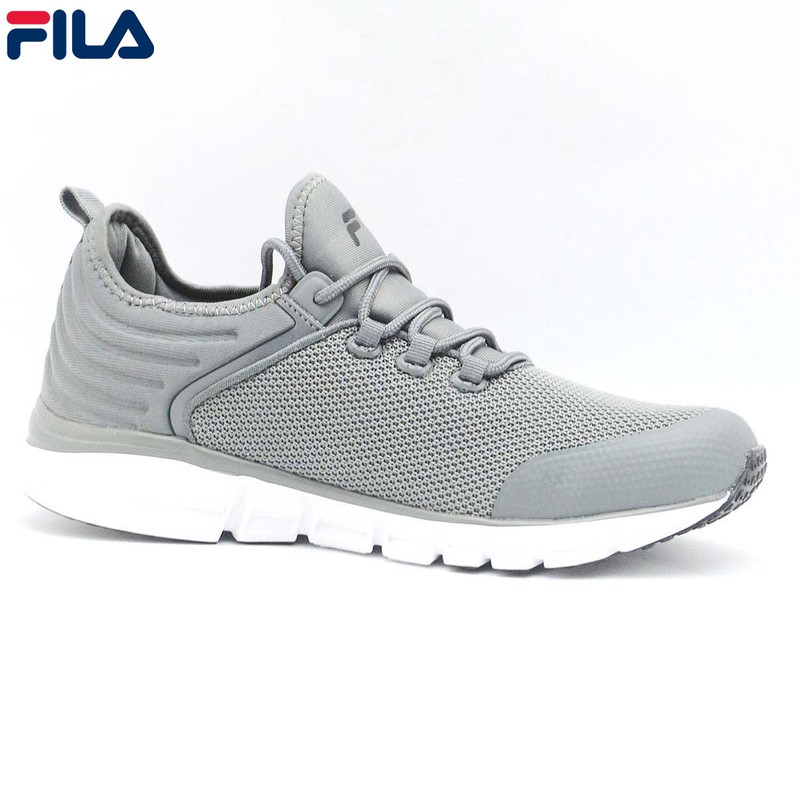 Fila Grey Ruceb Sports Sneakers For Men