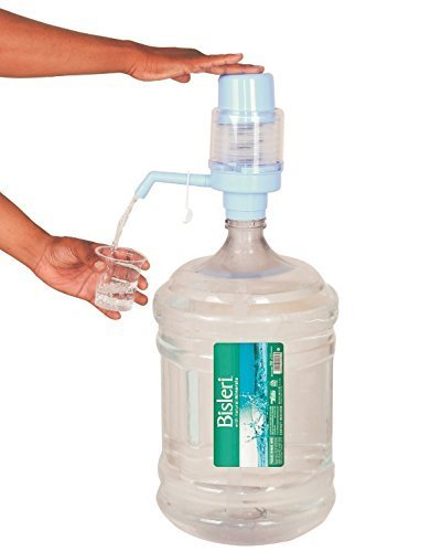 Water Pump Fully Automatic Battery Operated For 20 Litre Jar Bottles