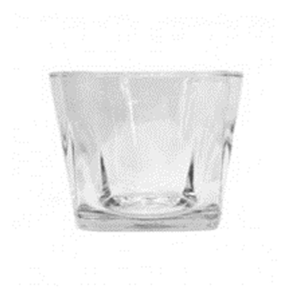 LUCKY Whisky Square Glass LG100409 -  6 pcs
