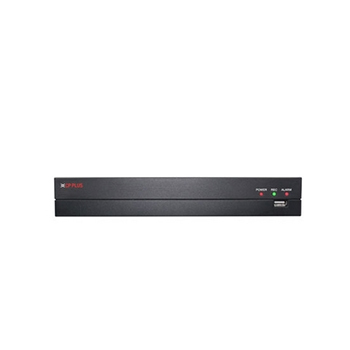CP Plus 4 Ch. H.264 1080P Indigo Digital Video Recorder - 1 SATA |CP-VRA-1K0404