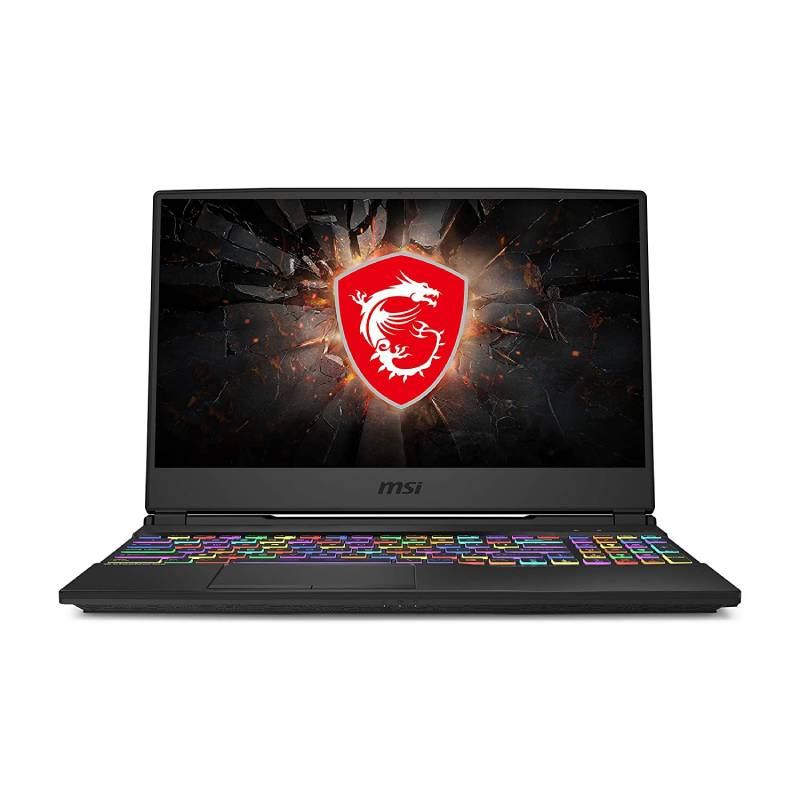 MSI Gaming GL65 9SDK-214IN Intel Corei7-9750H 9th Gen 15.6-inch Gaming Laptop