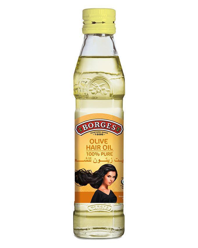 Borges Hair Olive Oil - 250Ml