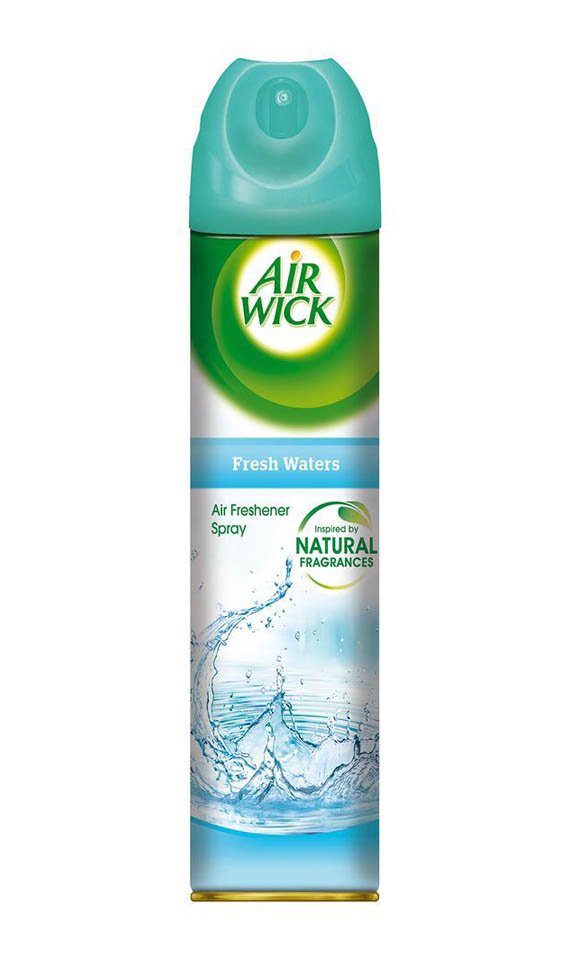 Air Wick Air Freshener  -  Fresh Water - 245ml