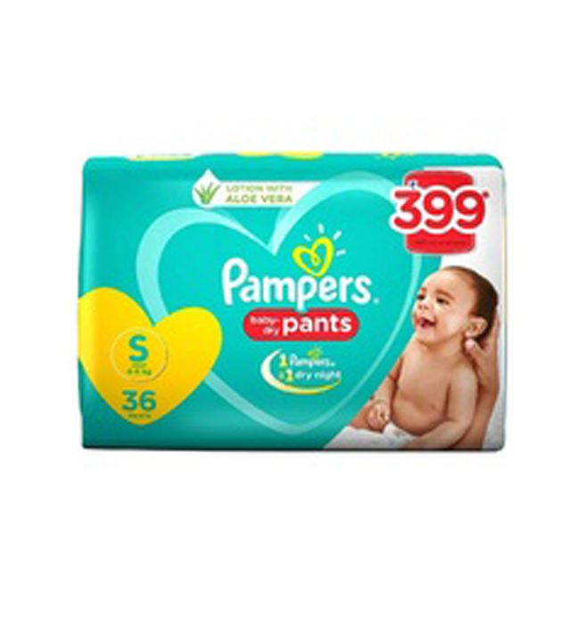 Pampers Pants Small - 38pcs