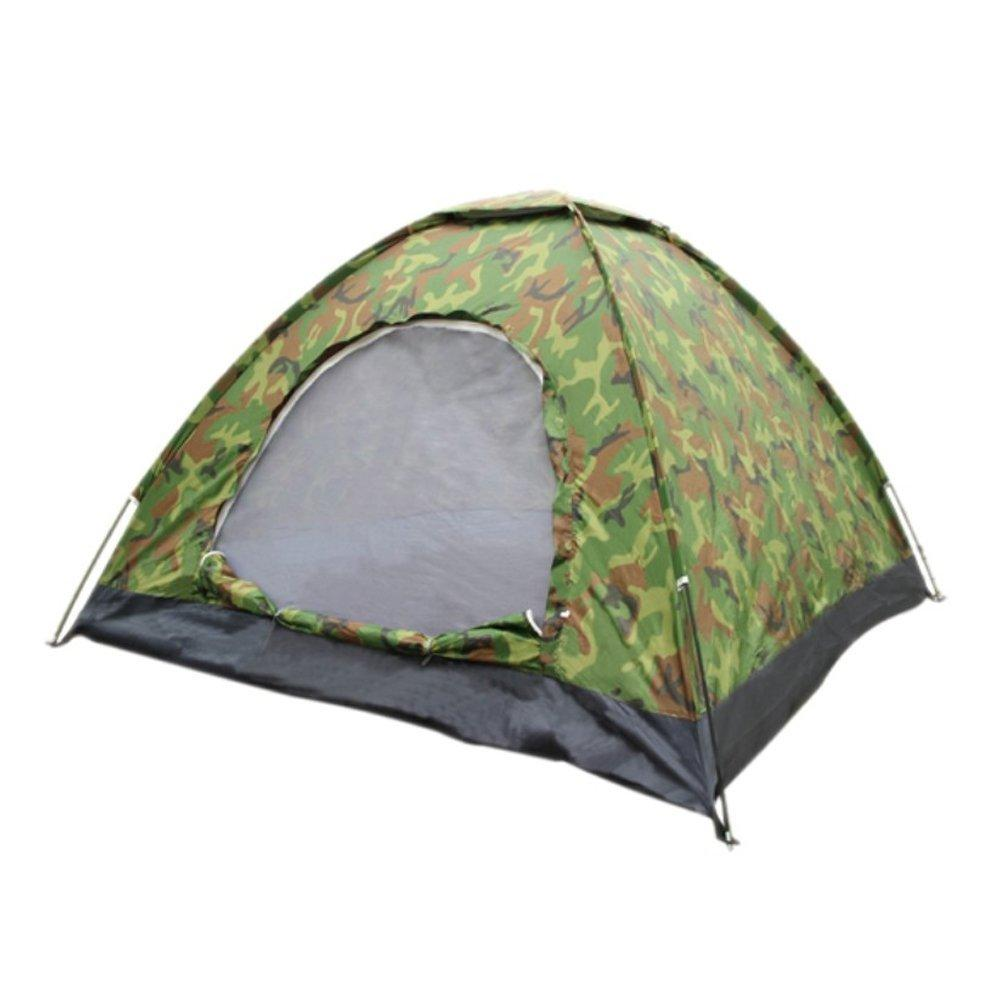 Camping/ Hiking/Trekking/ Playing Tent Military 2 Persons Tent  Waterproof
