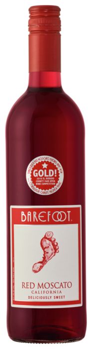 Barefoot Cel Ca Sweet Red Sc 750Ml (Red)