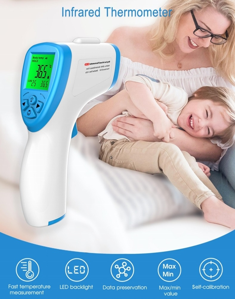 Bing Zun R6 Non-Touch Infrared Thermometer