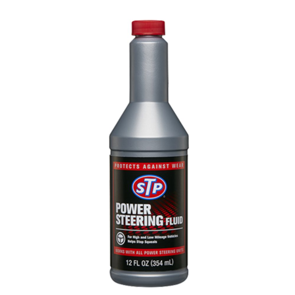 STP Power Steering Fluid  355 ml  ।Made In USA।
