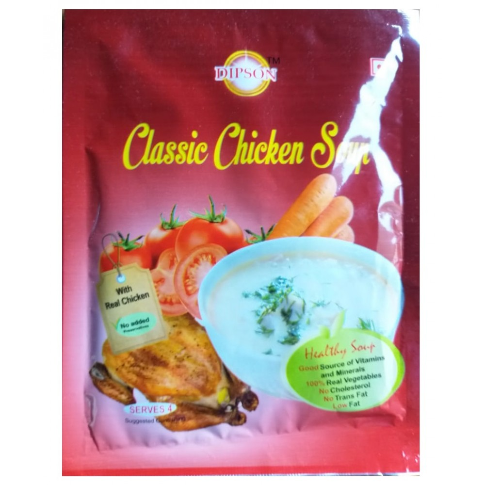 Dipson Classic Chicken Soup 45gm