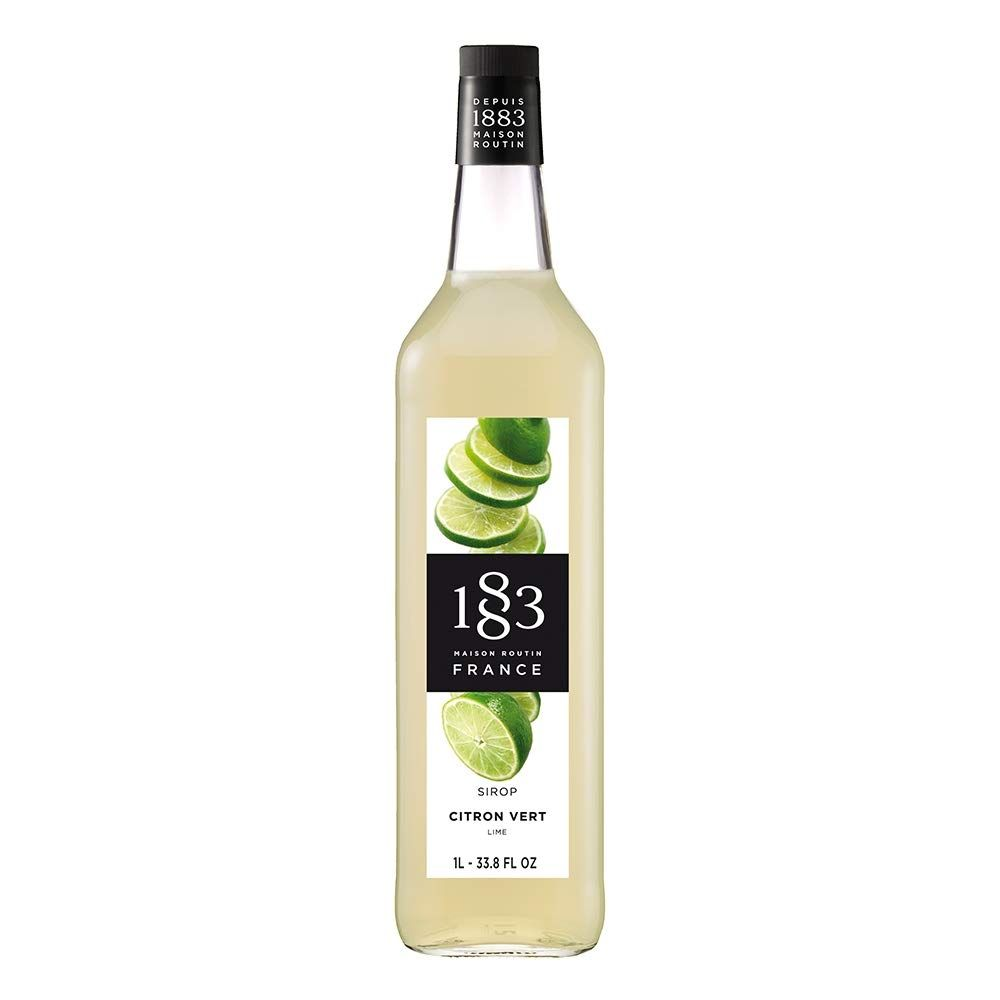 1883 Maison Routin Lime Syrup (1L)