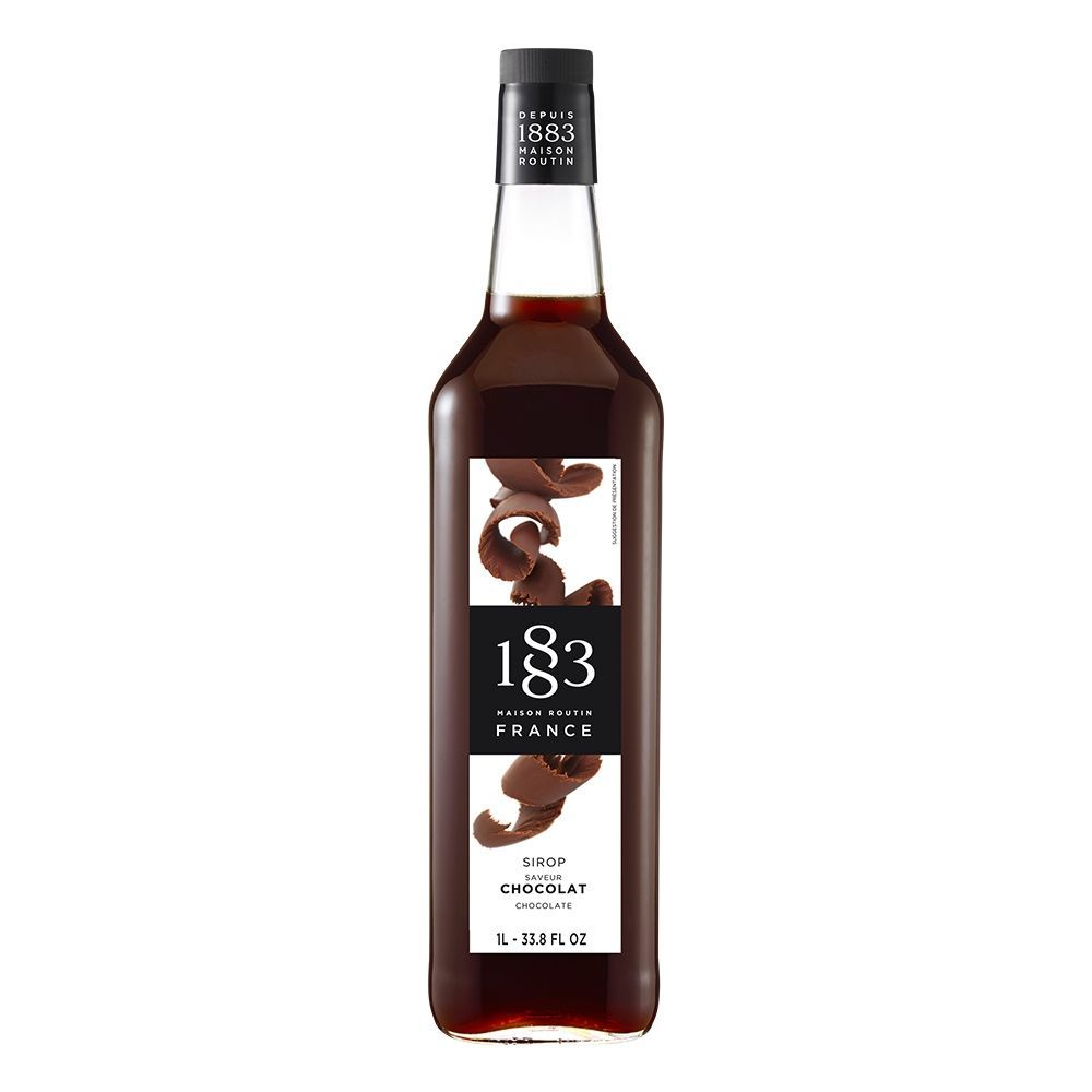 1883 Maison Routin Chocolate Syrup (1L)