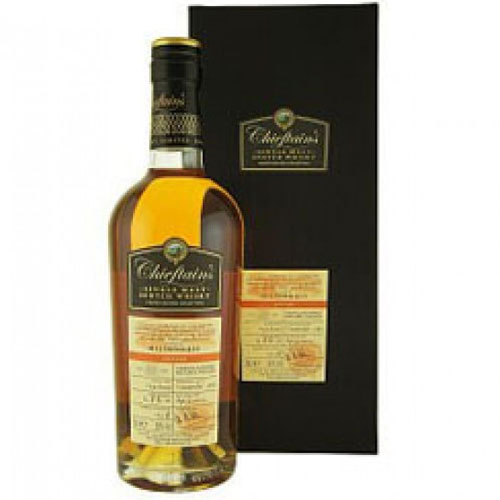 Chieftains Inchgower Aged 29yrs 700ml - Single Malt Whisky