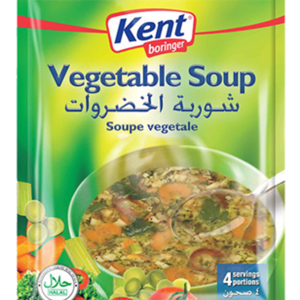 Kent Cream Of Vegetable Soup 68G