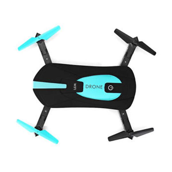 Mini Foldable RC Pocket DroneBLACKJY018