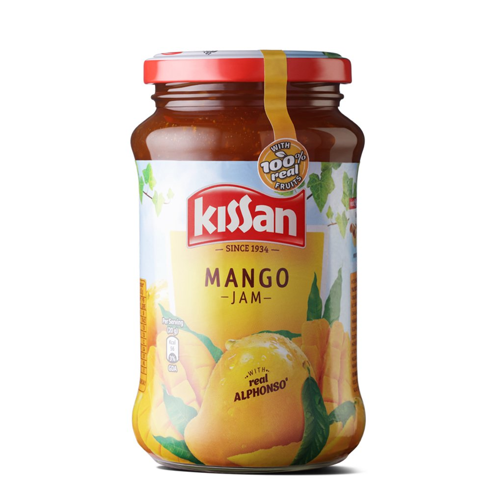 Kissan Jam Mango - 500gm