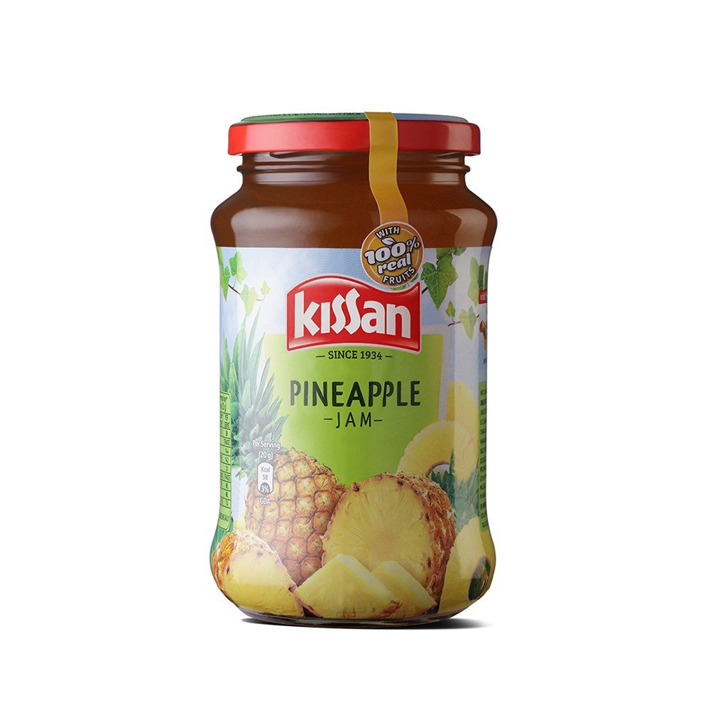 Kissan Jam Pineapple - 500gm
