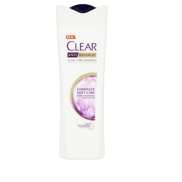 Clear Complete Soft Care Shampoo - 330ml