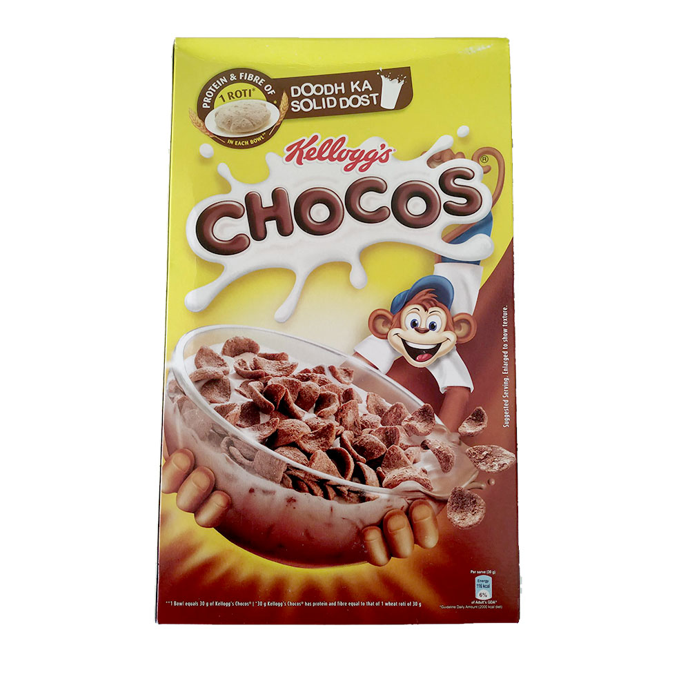 Kellogg's Chocos Cereals - 375gm