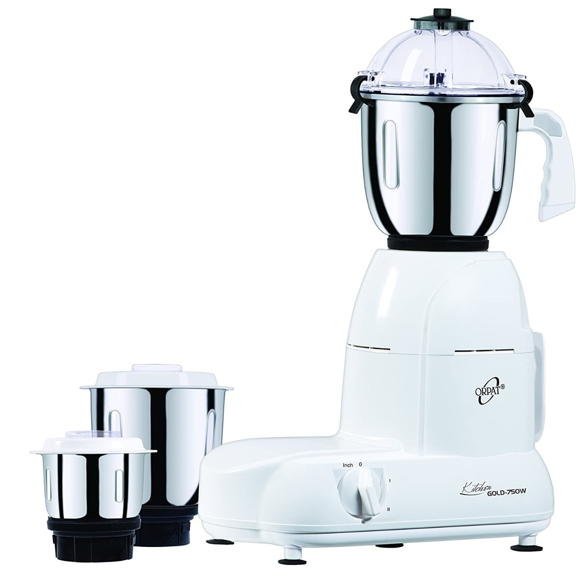 Orpat Mixer Grinder kitchen Master Gold