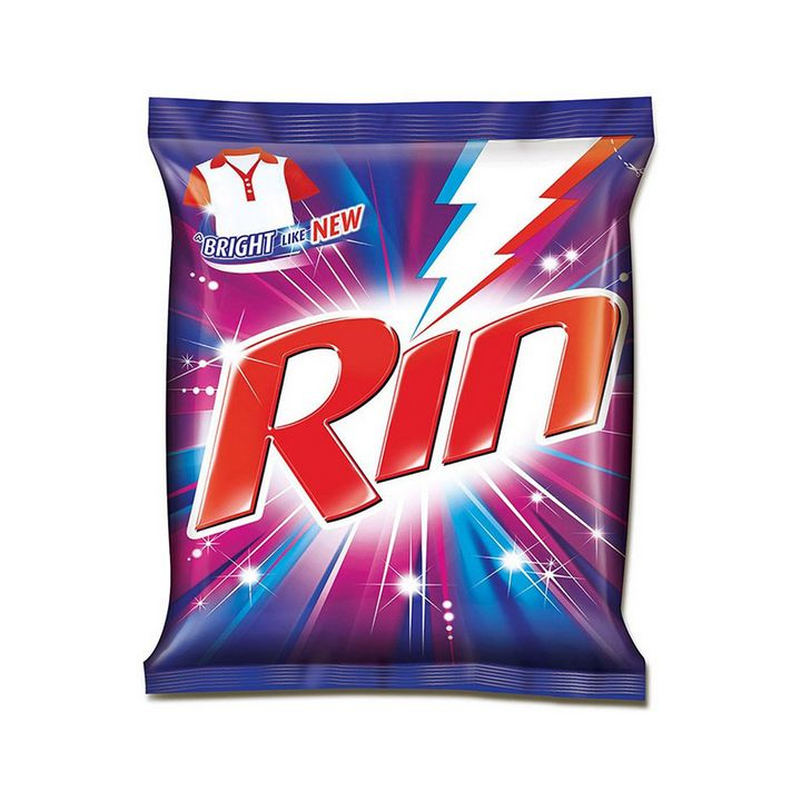 Rin Shakti Detergent Powder - 450gm