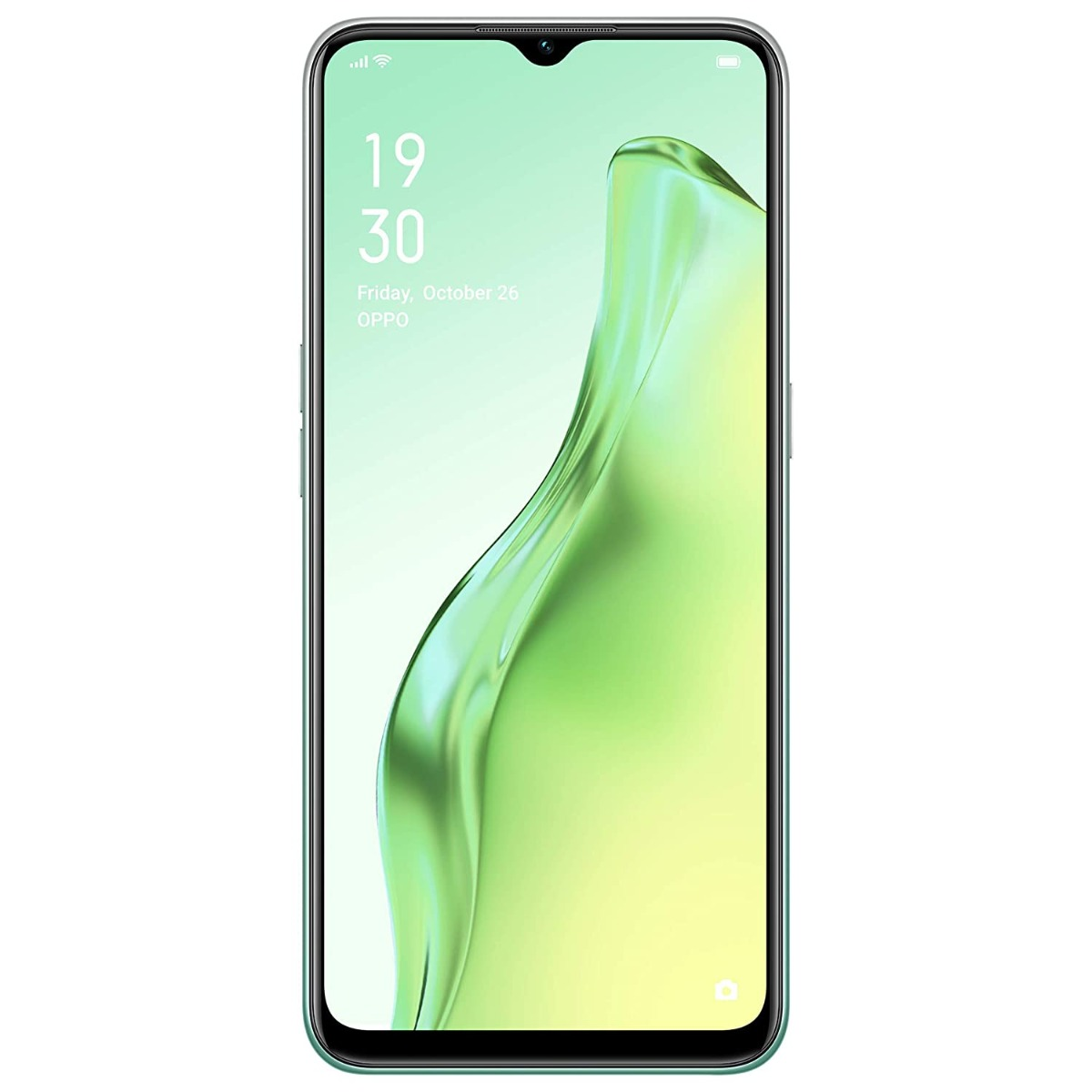Oppo A31 (4GB RAM / 128GB ROM) With 5000 mAh Battery - White