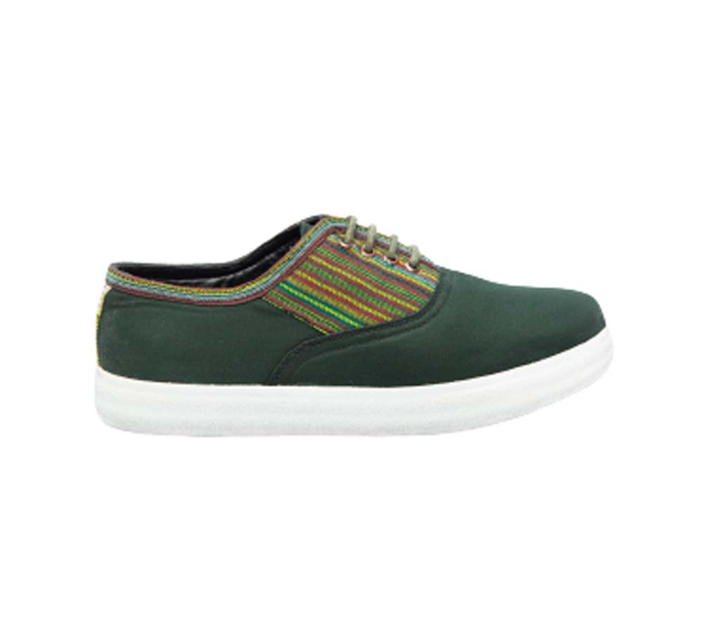 Green Mang Dochaa Laces For Unisex- DCH00002L