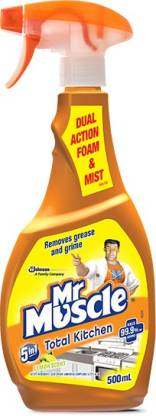Mr. Muscle 5 in 1 Kitchen Cleaner - 500ml