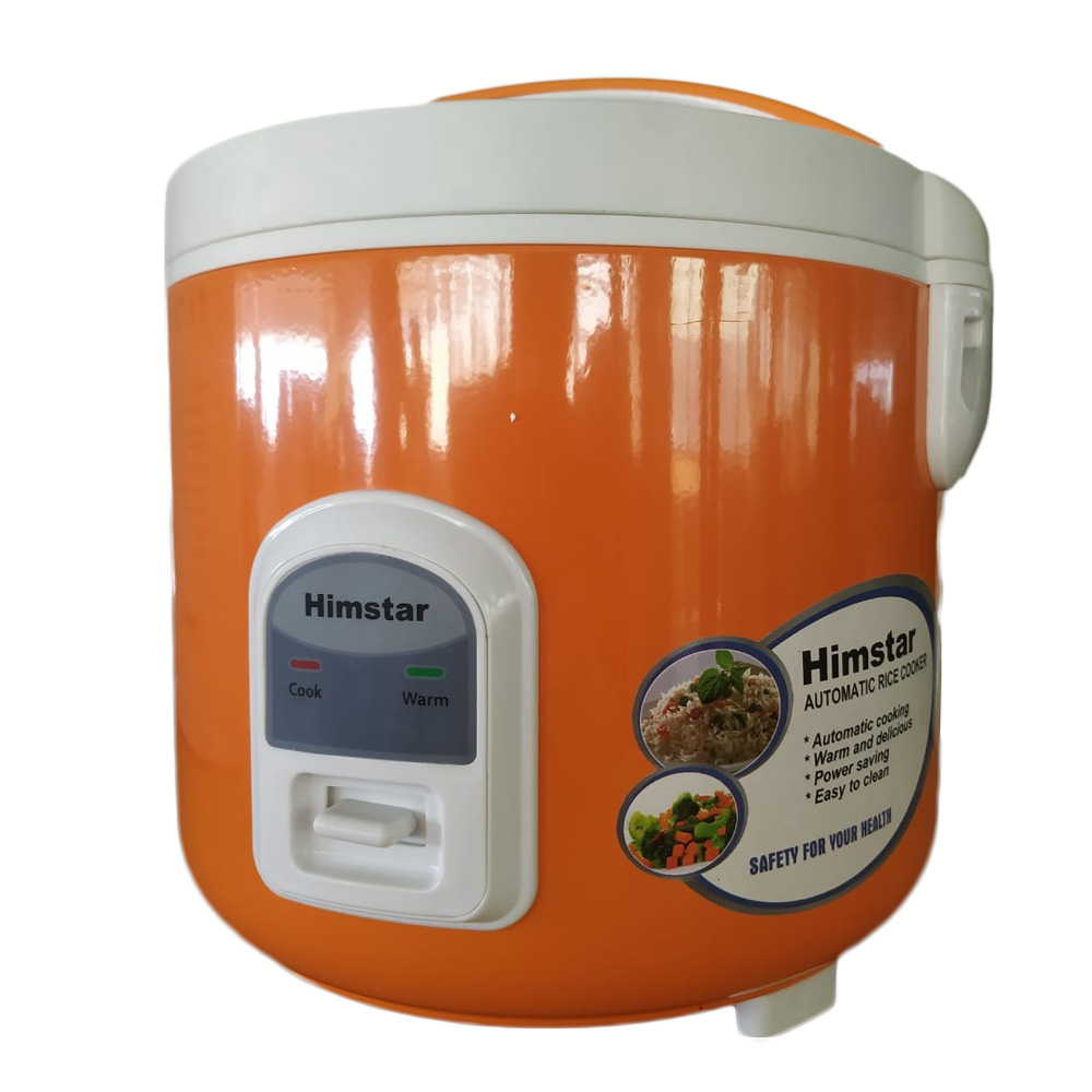 Himstar Automatic Rice Cooker - 2.2 Ltr