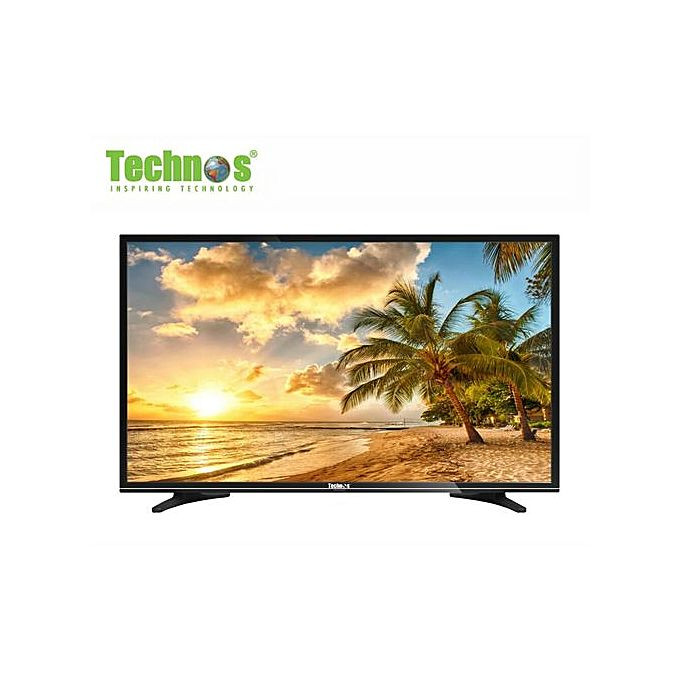 Technos 32 Inch Android Smart Led TV E32DM1100