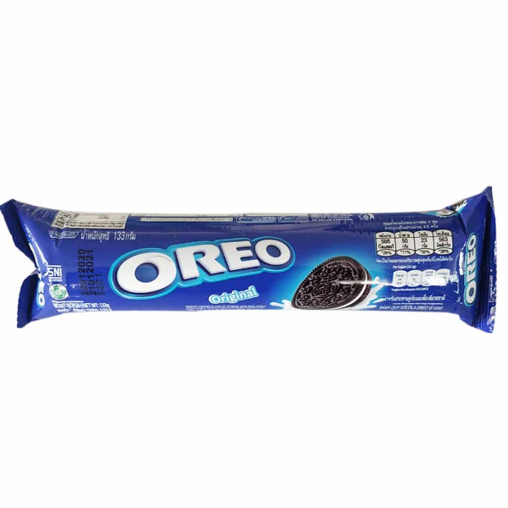 OREO Original Biscuit 133gm