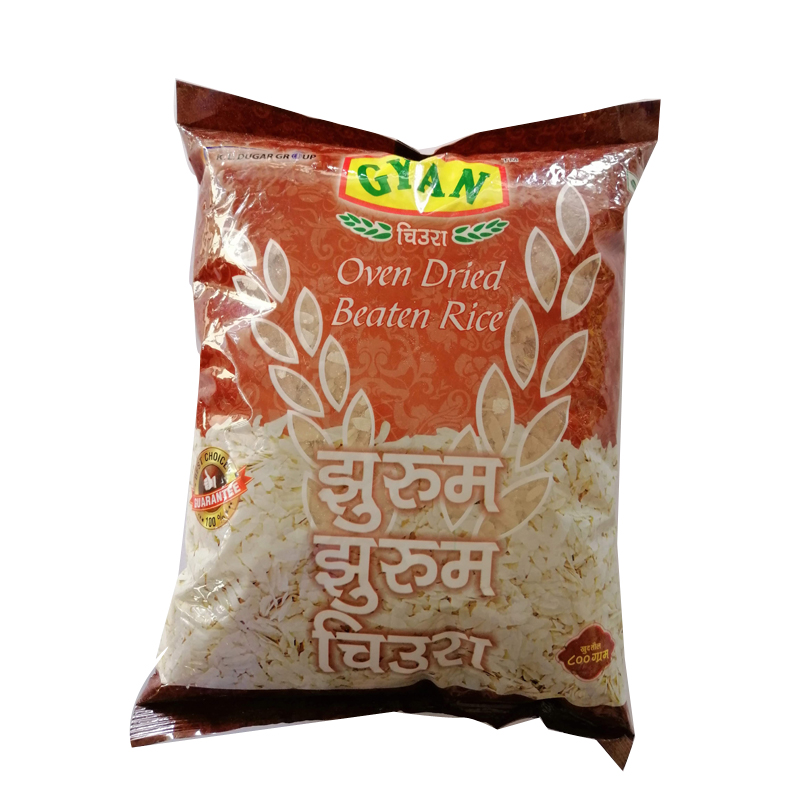 Gyan Oven Dried Beaten Rice (800G)