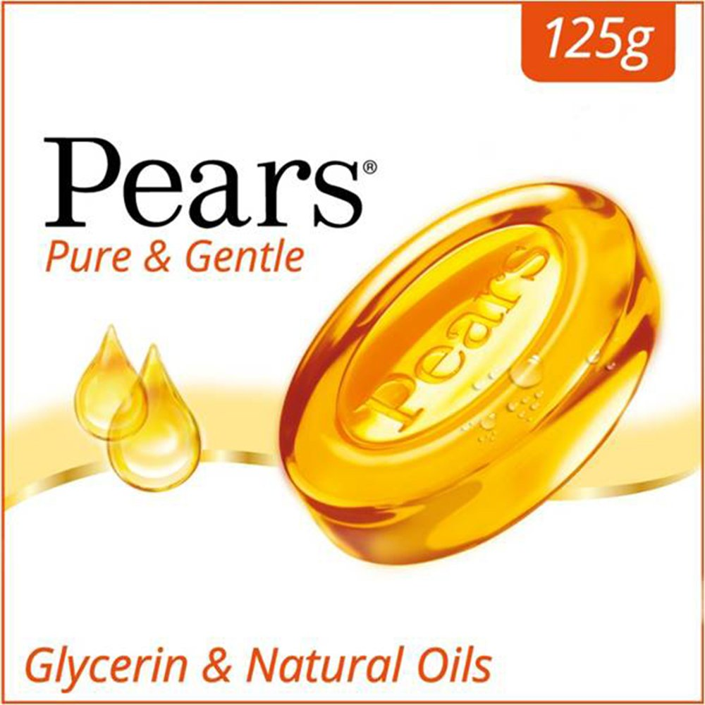 Pears Pure And Gentle 125gm 25% EXTRA