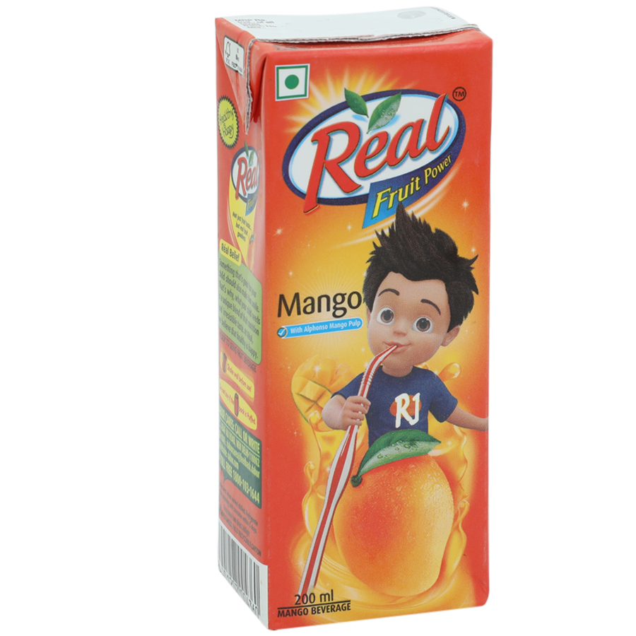 Real Fruit Power Mango 200ml
