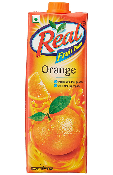 Dabur Real Orange Juice 1 Litre