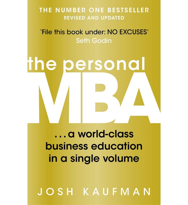 The Personal MBA (ISBN: 9780670919536)