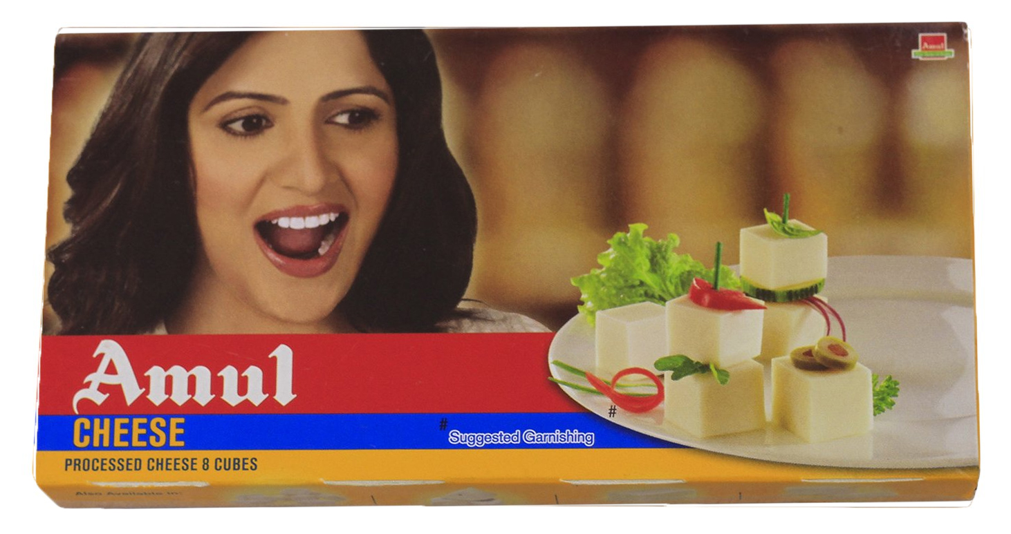 Amul Cheese Cubes 200gm
