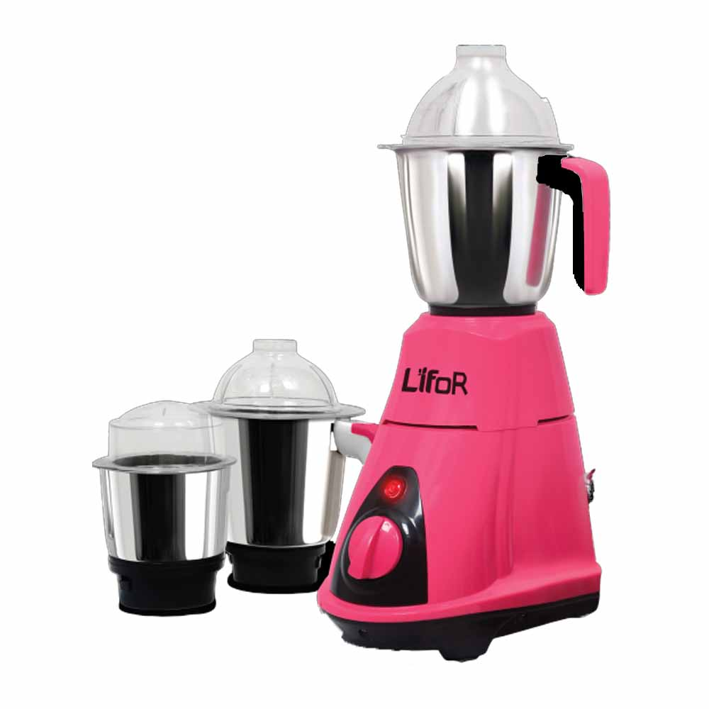 LIFOR Mixture Grinder 550W, 3 Jar LIF-MG5503B
