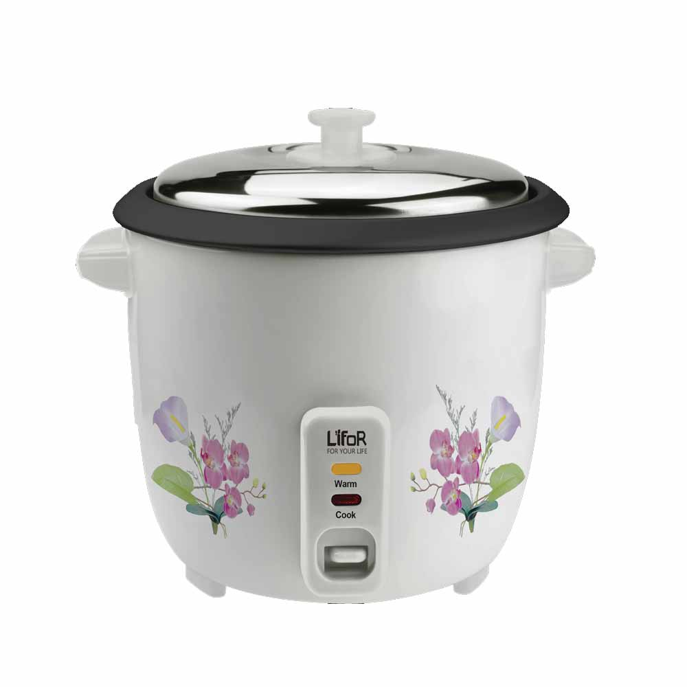 LIFOR Normal Rice Cooker 900W 2.2 Litre LIF-NRC22A