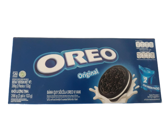 OREO Original 2 Stay Fresh Pack 266gm