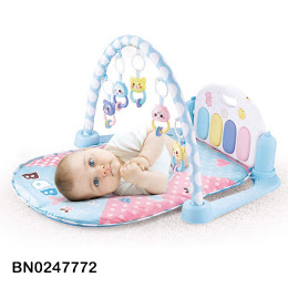 5 In 1 Baby'S Piano Gym Mat
