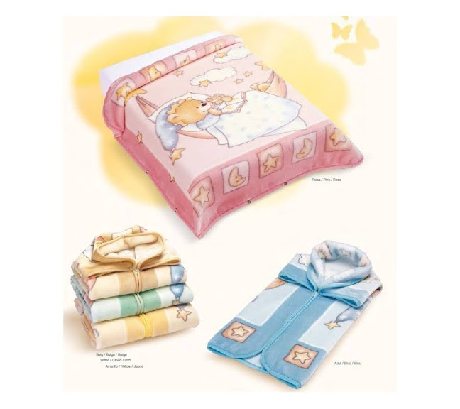 Baby Sac - Wearable Blanket With Zipper