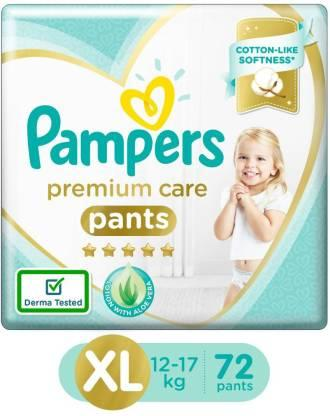 Pampers Premium Pant - 72's (XL) x 4