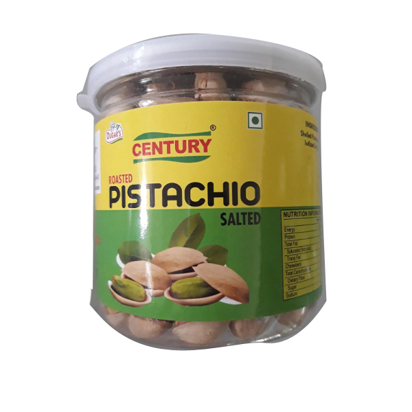 Century Roasted Pistachio Salted 200gm