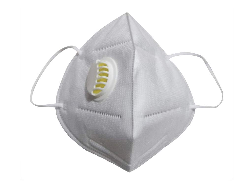 Pack of 5 - KN95 3 Layer Protection Mask