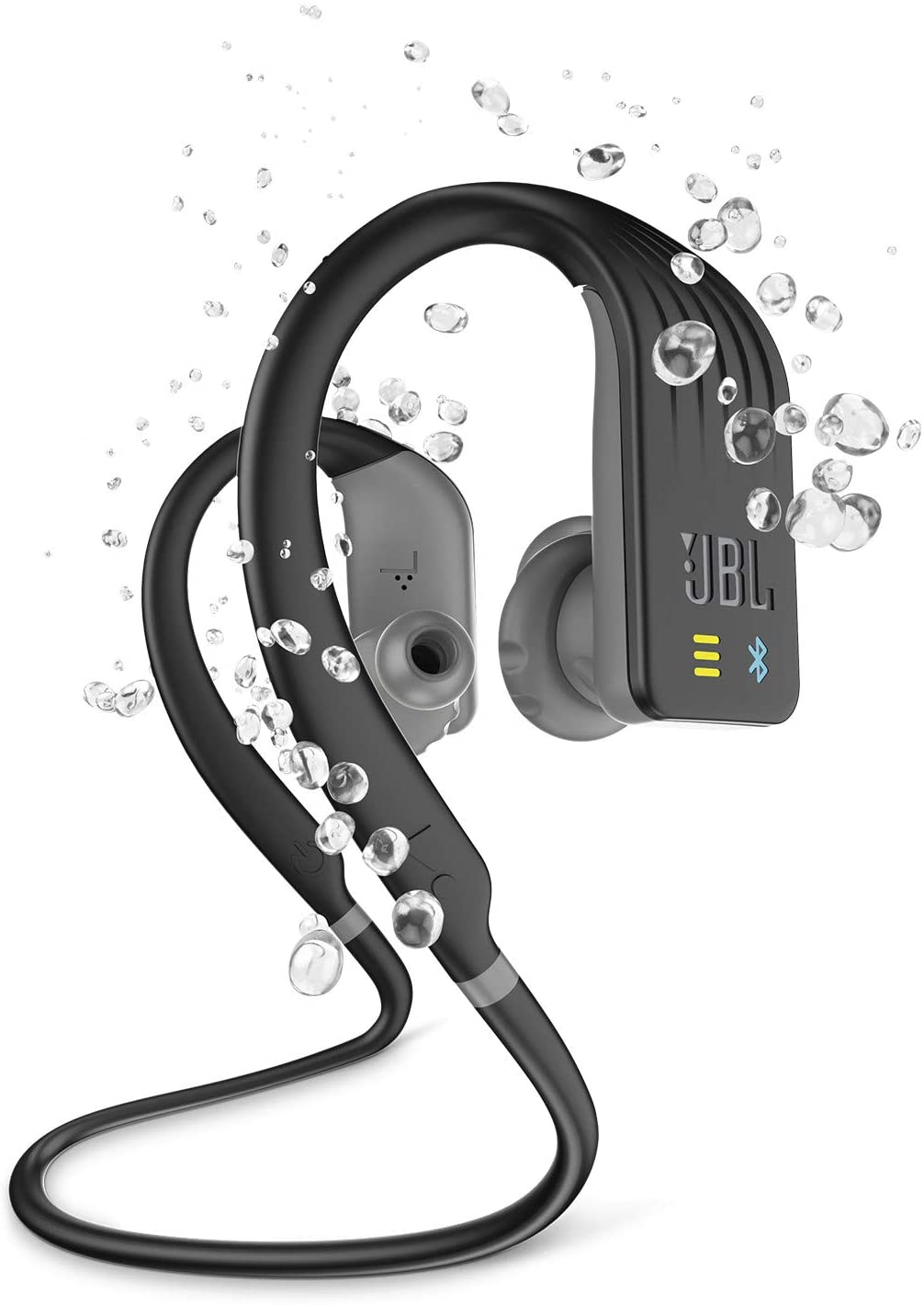 JBL Endurance Dive Black Wireless In Ear Sport Headphones With MP3 Player